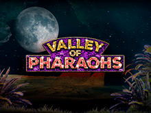 Сыграй на автомате Valley Of Pharaohs без регистрации